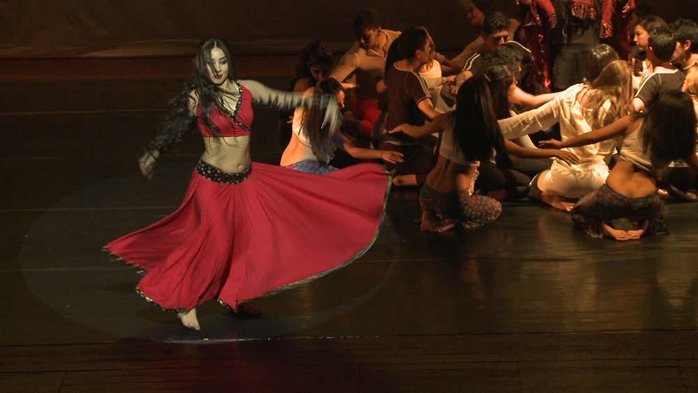 Bagdad Dance Theatre