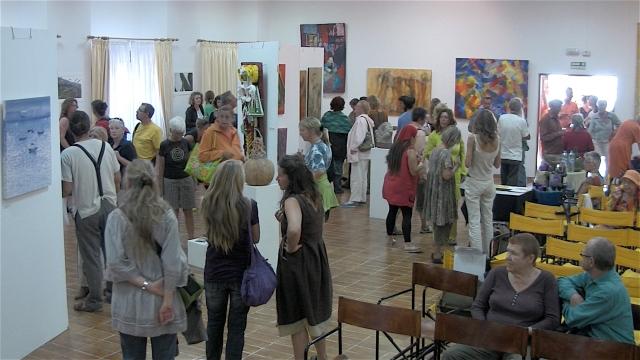 """Read more about the article """"Kunstausstellung 2010 –Exposición de Arte – Art Exhibition"""""""