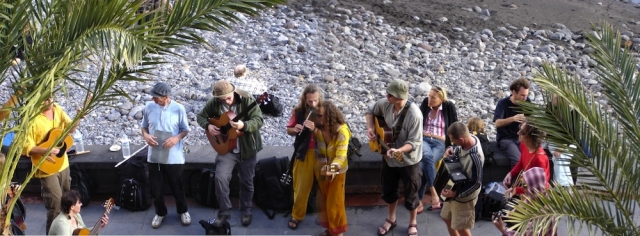 Read more about the article Gomera Streetband