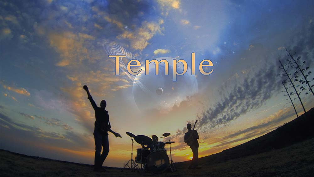 Temple - Dying Palm